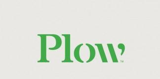 Plow Logotype by Perky Bros LLC