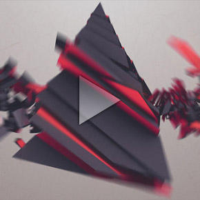 Sync 1 – Experimental 3D Motion Graphics by Cristian Acquaro