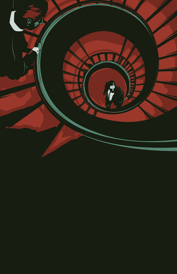 What Is Book Cover Illustration : John le carre book cover illustrations by matt taylor