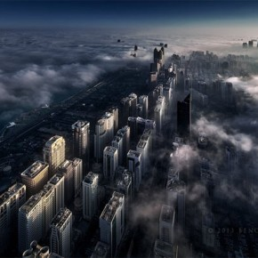 Abu Dhabi and Dubai Architecture Photography by Beno Saradzic