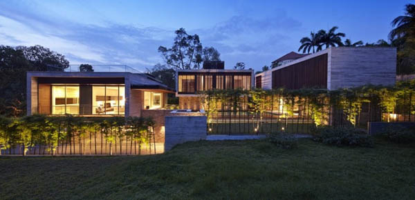 Beautiful Architecture - JKC2 House by ONG&ONG