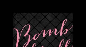 Bombshell Pro - Hand-Calligraphy Font by Emily Lime