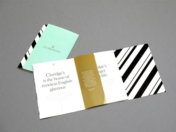 CLARIDGE'S - Open Brand Book by Construct