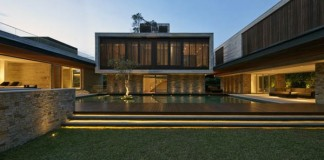 Contemporary Architecture - JKC2 House by ONG&ONG