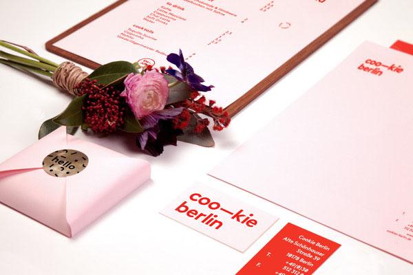 Cookie Hotel Berlin - Brand Identity by Sebastian Berbig and Derya Ormanci