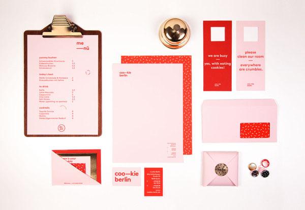Cookie Hotel Berlin - Corporate Identity by Sebastian Berbig and Derya Ormanci