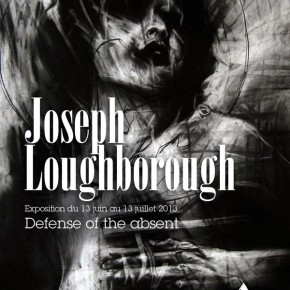 Exhibition: Joseph Loughborough – Defense of the Absent at Galerie Grand Rue