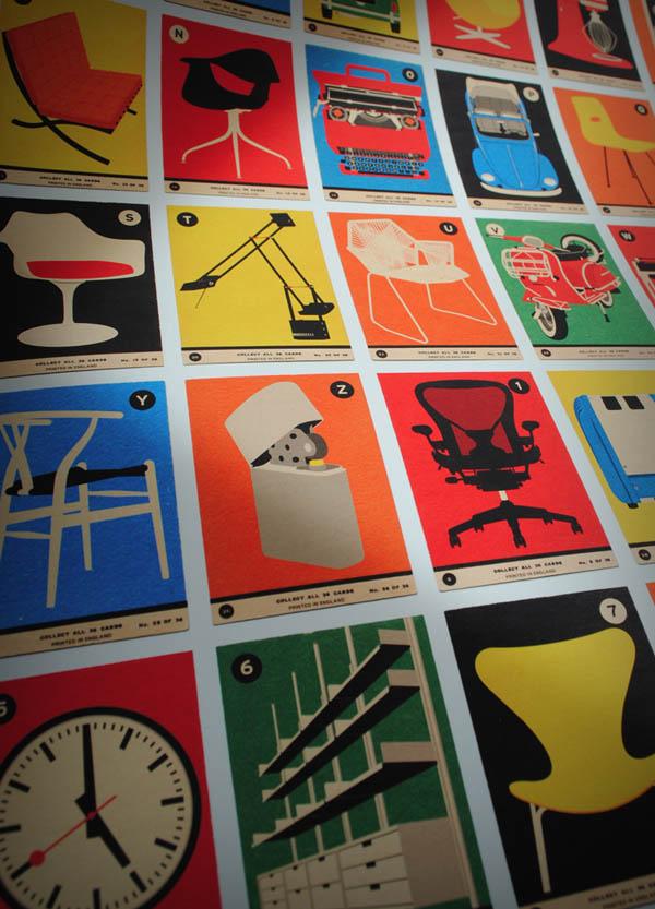 design classics a to z