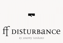 FF-Disturbance - Serif Font Family by Jeremy Tankard for FontFont