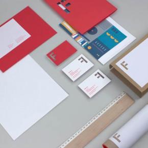 Fieldwork - Graphic Design Studio Brand Identity
