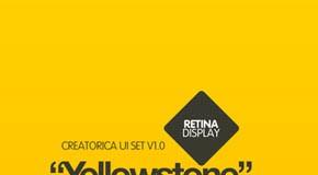 Free Creatorica Yellowstone UI Pack v1.0