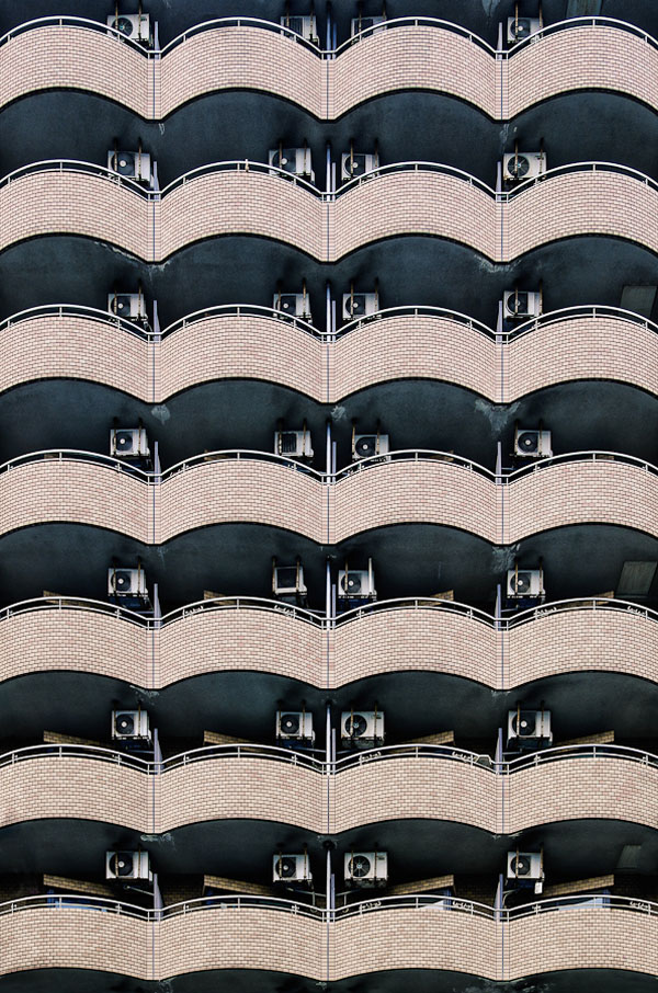 Heat Waves - Balconies - Photography by Jared Lim