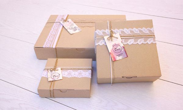 Lady in Satin - Packaging by Carla Cascales Alimbau