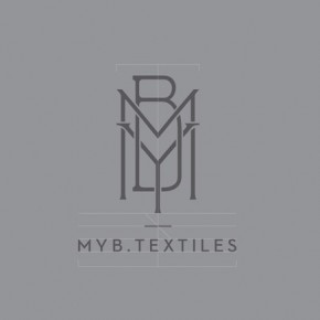 MYB Textiles - Brand Design by Graphical House