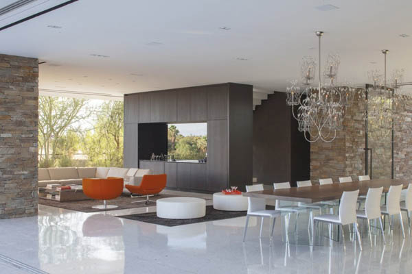 Madisonhouse by XTEN Architecture in La Quinta, California