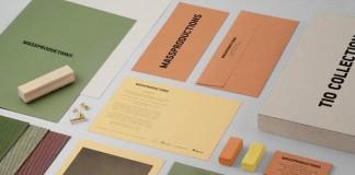 Massproductions - Graphic Identity by BrittonBritton