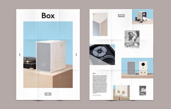 Neue Werkstatt - Communication Design by Moritz Fuhrmann, Peter Kraft and Jochen Maria Weber
