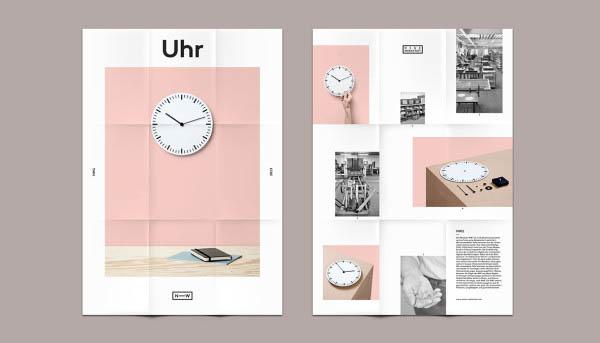 Neue Werkstatt - Information Design by Moritz Fuhrmann, Peter Kraft and Jochen Maria Weber