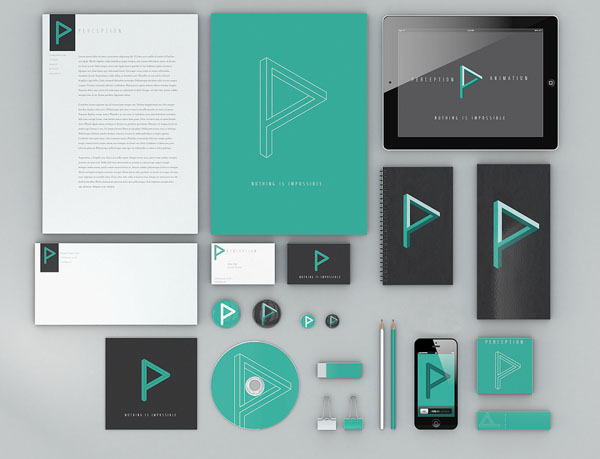 Perception - Branding by Hunter Langston