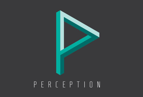 Perception - Logo Design by Hunter Langston