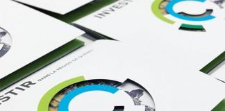 Québec International - Investors Brochure Design by lg2boutique