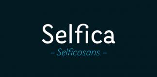 Selfica - Sans Serif Type Family by Nootype