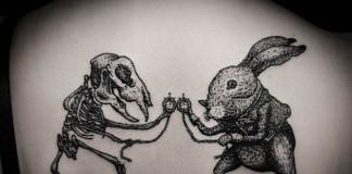 Tattoo Illustration by Ien Levin