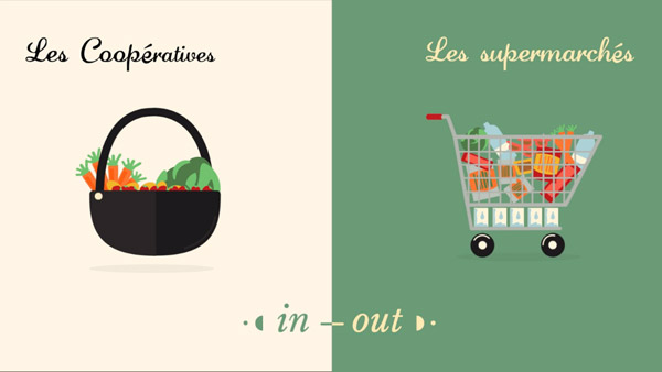 T'es IN ou OUT - Animation by 2FACTORY
