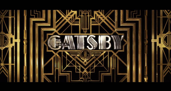 The Great Gatsby  - Movie Brand Identity by Like Minded Studio