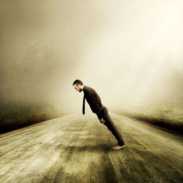 Tied Together - Surreal Photographic Art by Martin Stranka