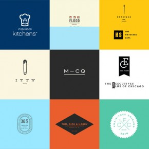 Various Logo Designs by Mike McQuade
