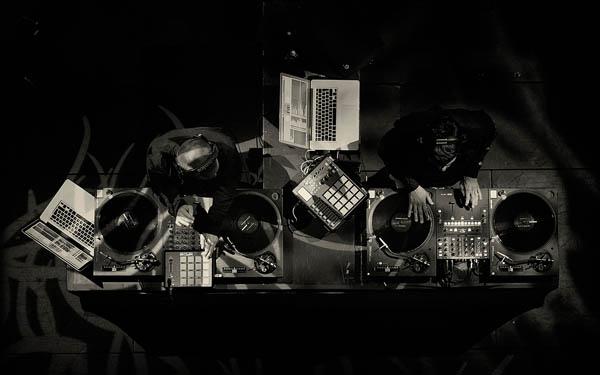 Copenhagen based DJ-collective Den Sorte Skole - The Black School