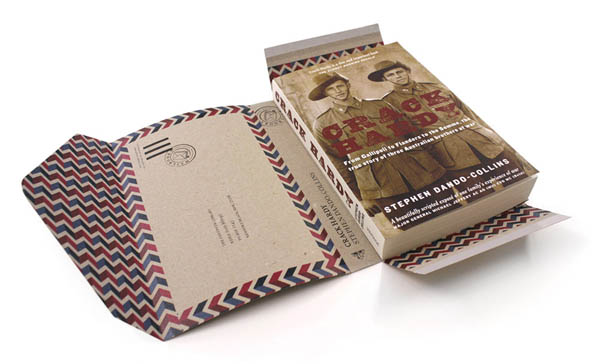 Mailbooks for Good - Package Design by BMF