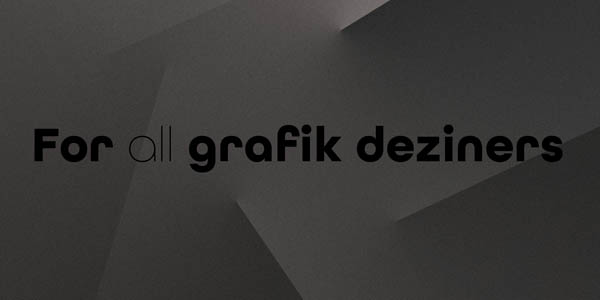 All Round Gothic - CleanFont Family by Flat-it