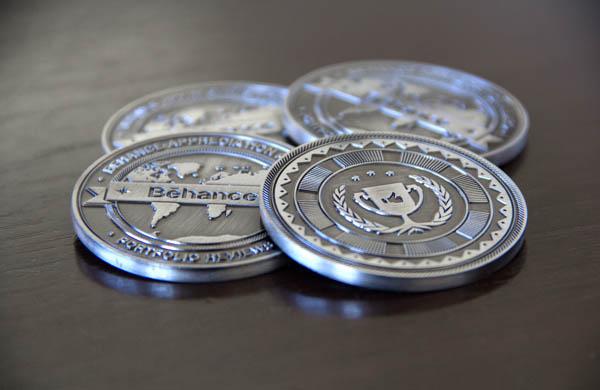 Behance Appreciation Coin