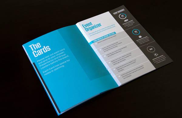 Behance Portfolio Reviews - Brochure