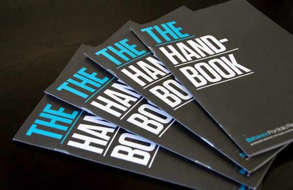 Behance Portfolio Reviews - Brochures