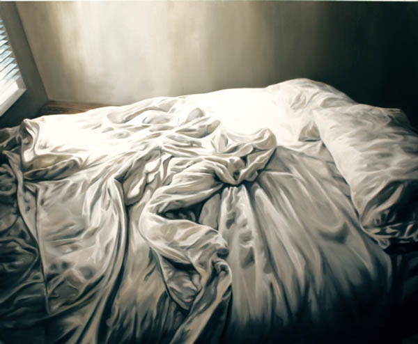 Carriage - oil on canvas by Eric Zener