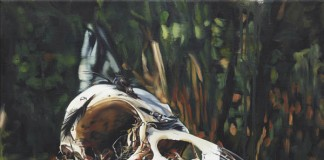 Crânerie no 2 - Oil Painting by Till Rabus