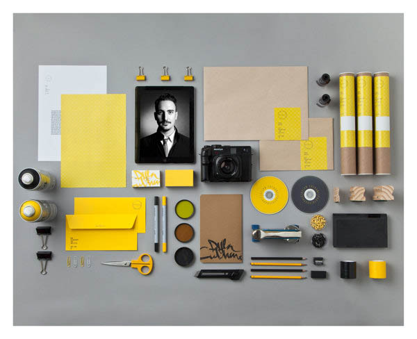 Dylan Culhane – Photographer Identity by Ben Johnston
