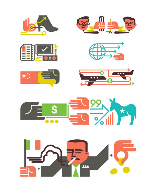 MONOCLE Icons by Matt Lehman Studio