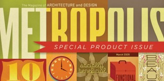 Metropolis typographic cover - Graphic Artwork by Jeff Rogers