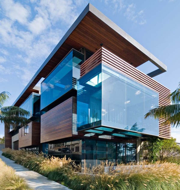 Modern House Design Phd 2015015: Modern Architecture: The Ettley Residence By Studio 9one2