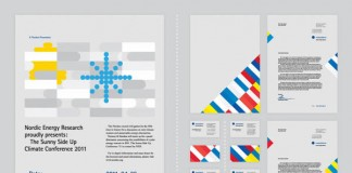 NER - Presentation and Stationery Design by Lundgren + Lindqvist