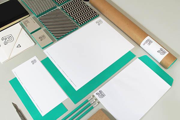 Revert Design - Studio Identity by Trevor Finnegan