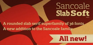 Sancoale Slab Soft – Serif Font Family by Insigne