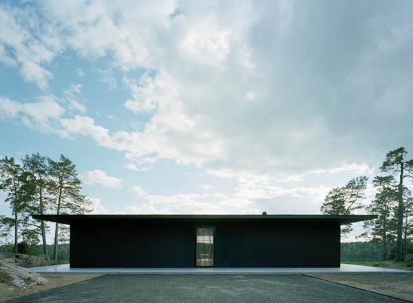 Summer House - straigt architecture by John Robert Nilsson Arkitektkontor