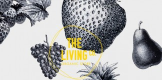 The Living Co. - Organic Store - Brand Identity by Big Horror Athens