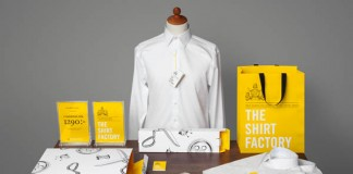 The Shirt Factory - Brand Identity by Bold