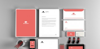 Tiny Mammoth - Design Studio Brand Identity